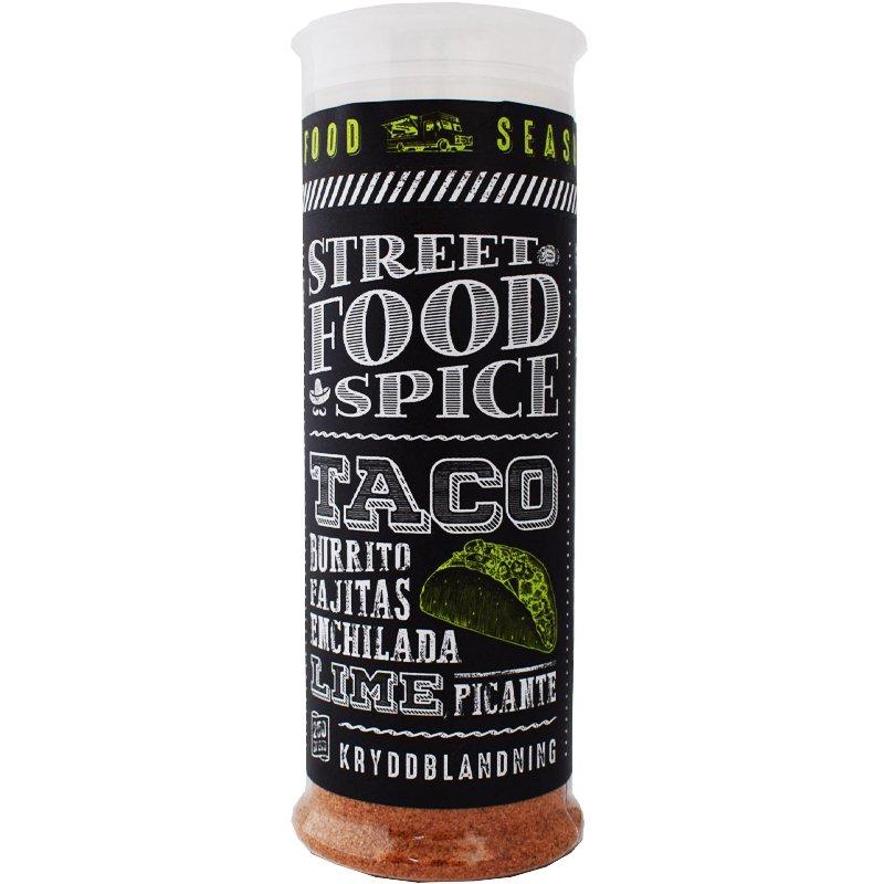 Street Food -mausteseos - 46% alennus