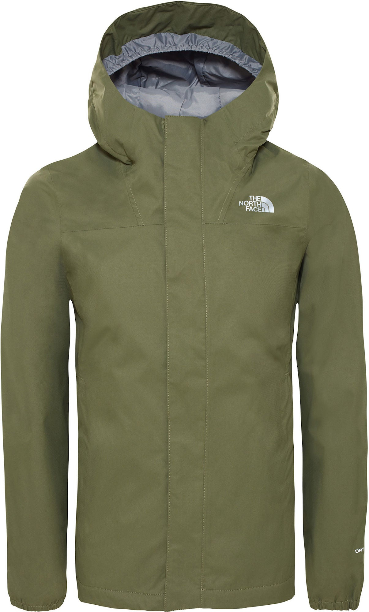 The North Face Resolve Reflective Takki Lapsi, Four Leaf Clover XS