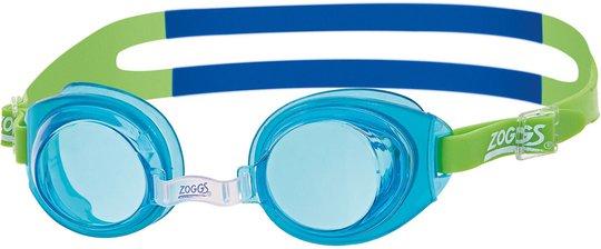 Zoggs Svømmebriller L. Ripper, Turkis/Grønn