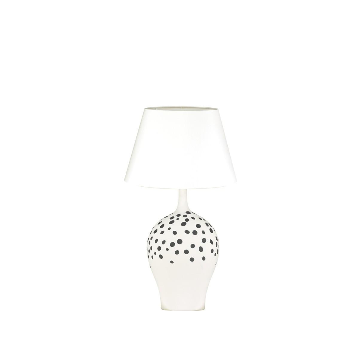 William Yeoward   Angelica Table Lamp   Slate