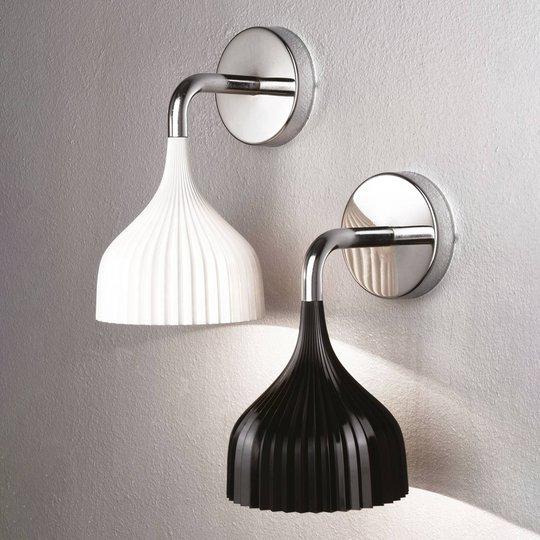 Kartell É - LED-vegglampe, hvit