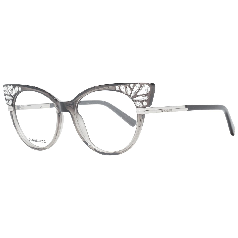 Dsquared² Women's Optical Frames Eyewear Grey DQ5256 52020