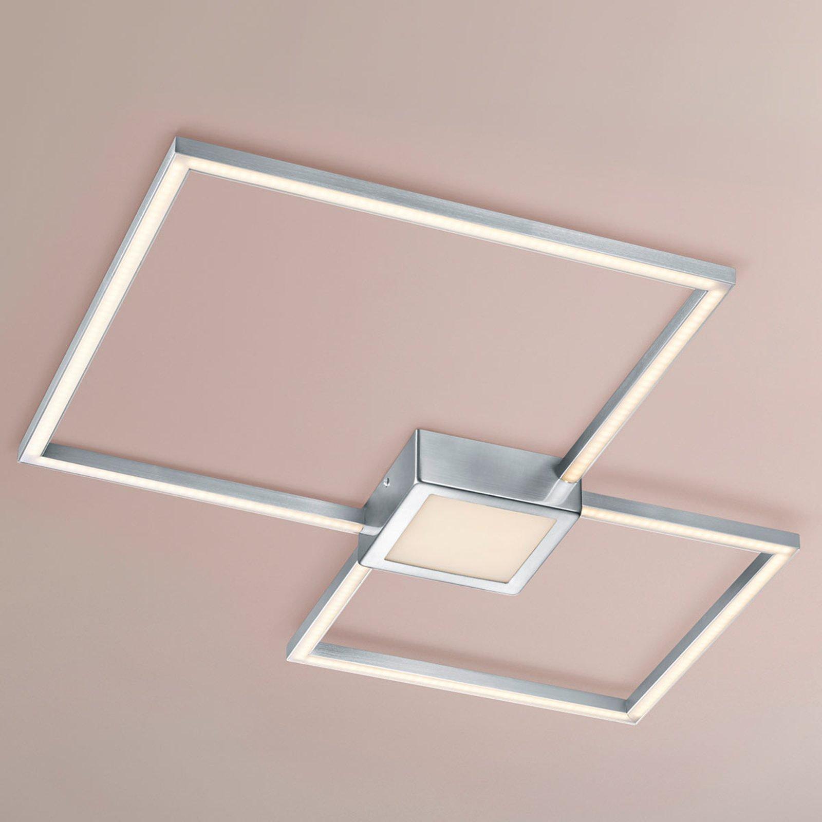 LED-taklampe Hydra – dimbar med veggbryter
