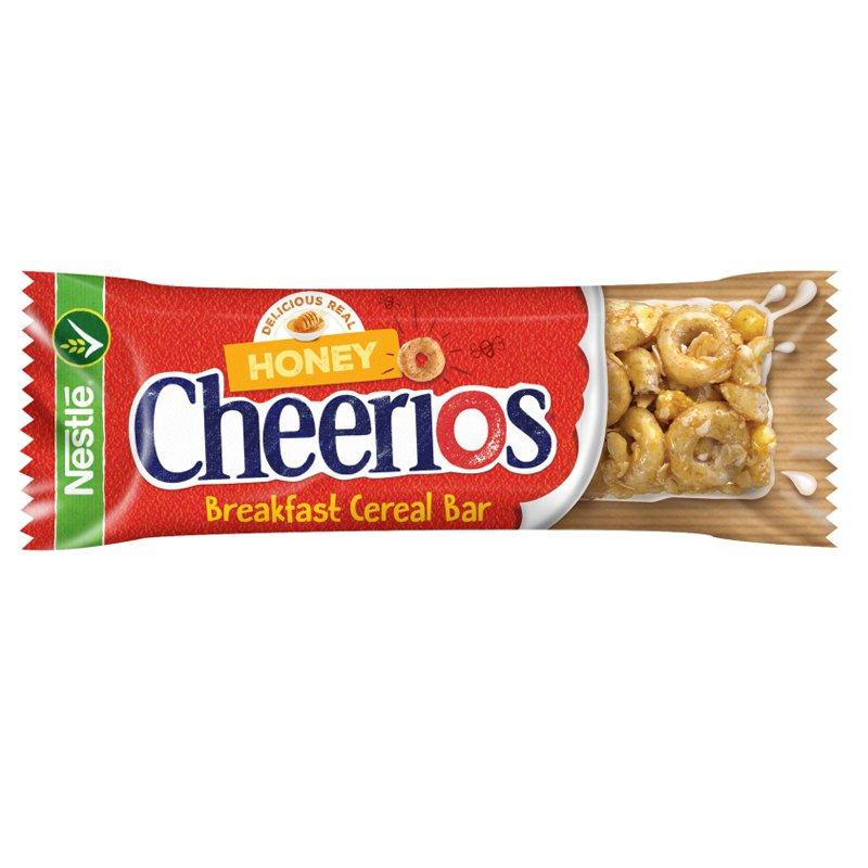 Viljapatukka Cheerios hunajainen - 20% alennus