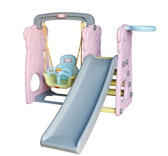 Elite Toys Sklie Med Huske Bear Jumbo