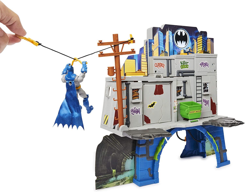 Batman - Batman Cave Mission 3 in 1 Playset