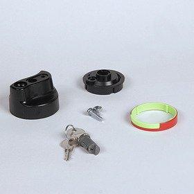 Vred inkl lås/nycklar AV/AH II
