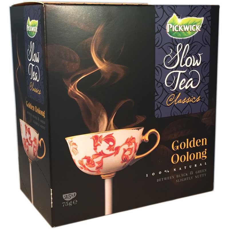 Slow tea golden oolong - 80% rabatt