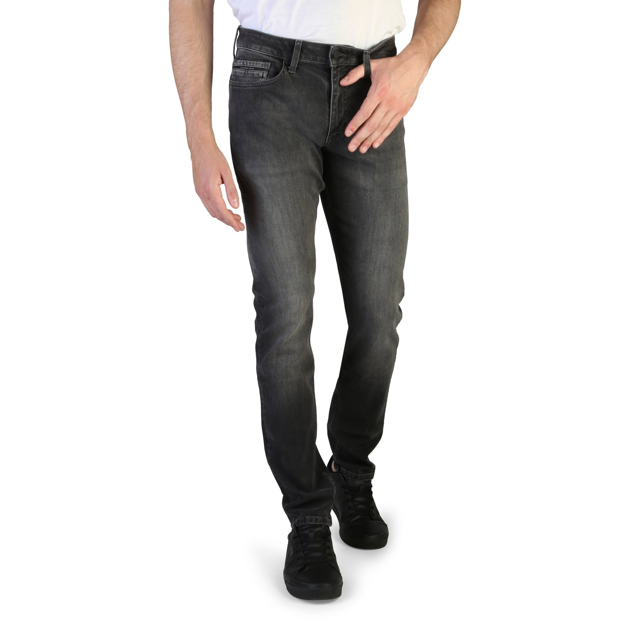 Calvin Klein Men's Jeans Grey J30J305762 - grey-2 30