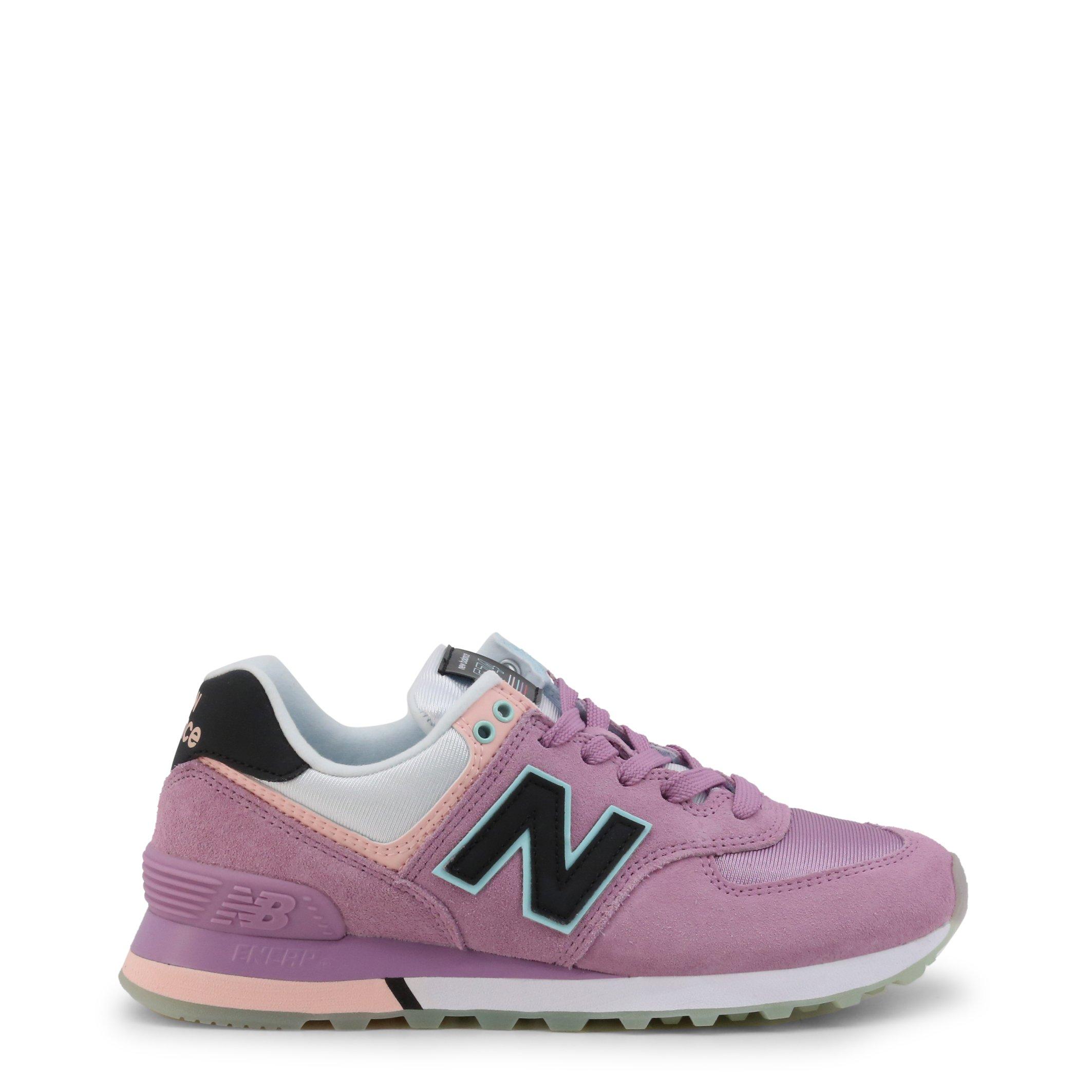 New Balance Women's Trainer Various Colours WL574SK2 - violet-1 EU 38