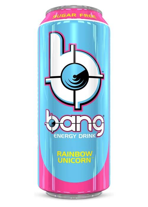 Bang Rainbow Unicorn 50 cl - 1 st