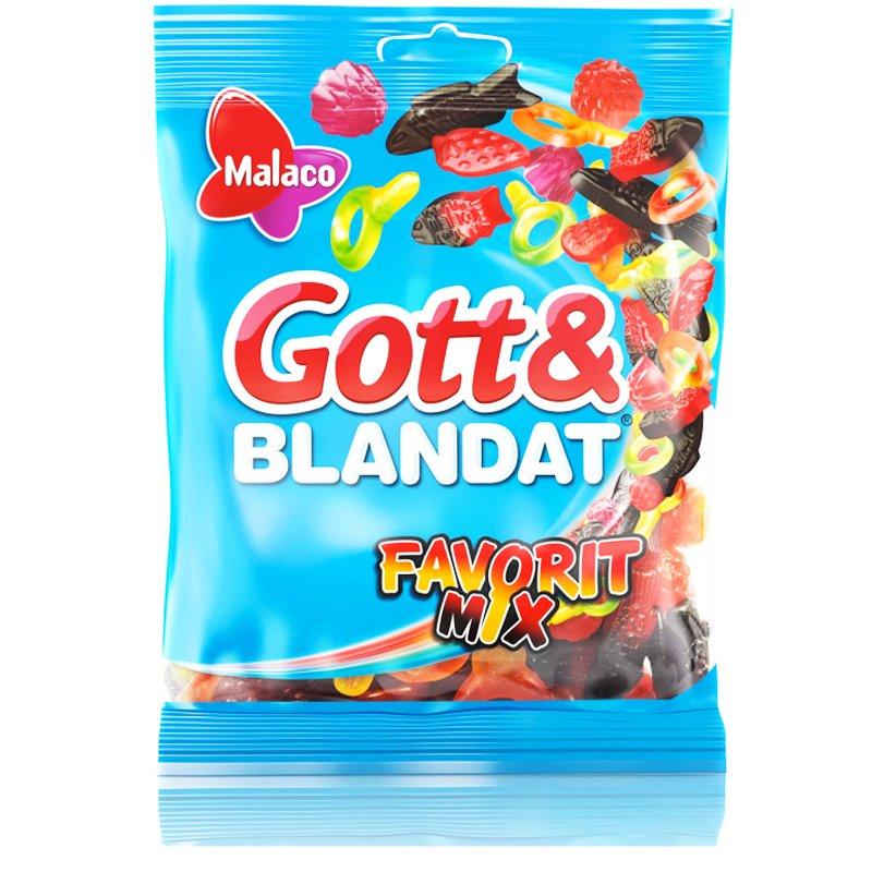 Gott & Blandat Mix - 22% rabatt