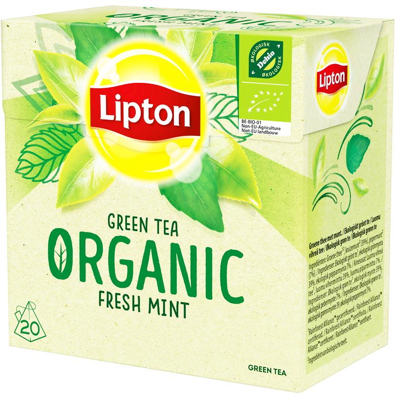 Vihreä Tee Minttu 20kpl - 23% alennus