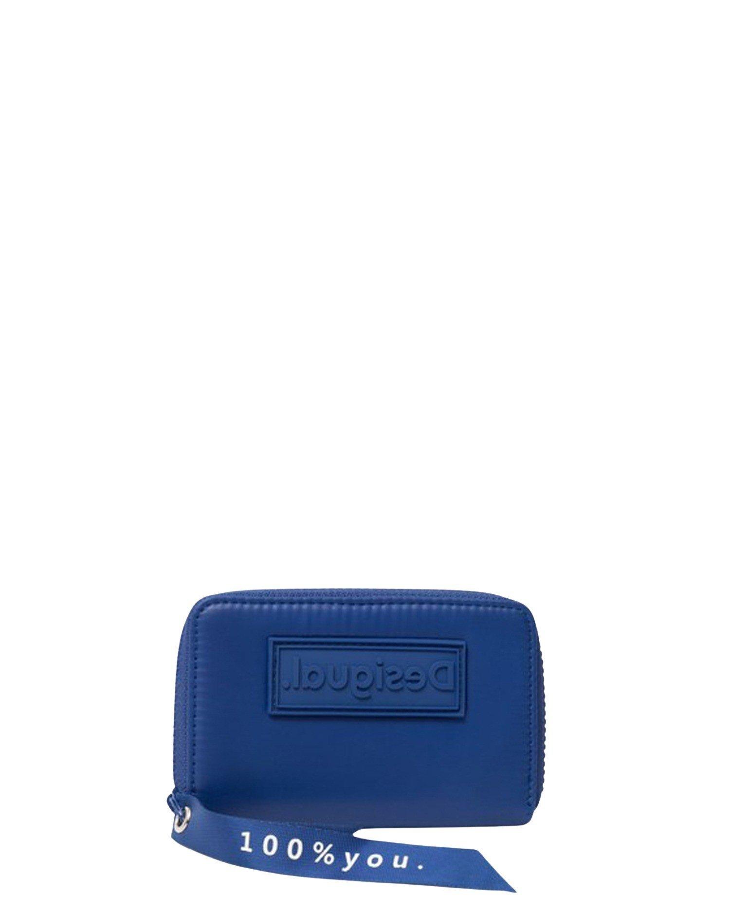 Desigual Women's Wallet Various Colours 188097 - blue UNICA
