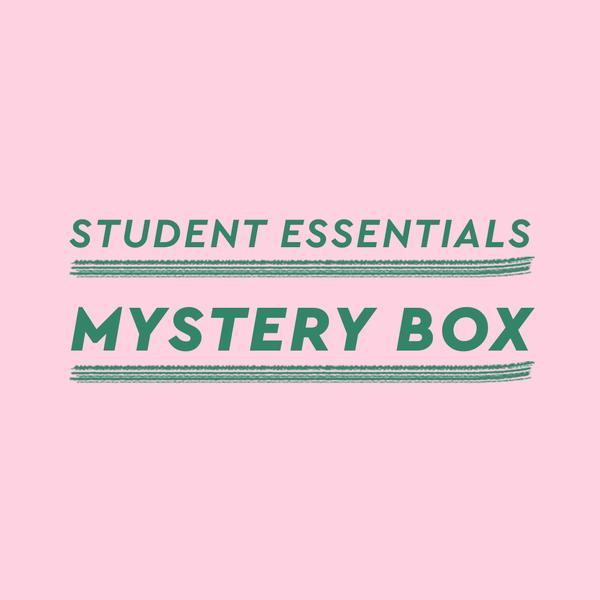 Student Essentials Mystery Box