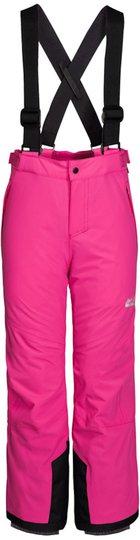 Jack Wolfskin Powder Mountain Vinterbukser, Pink Fuchsia 92