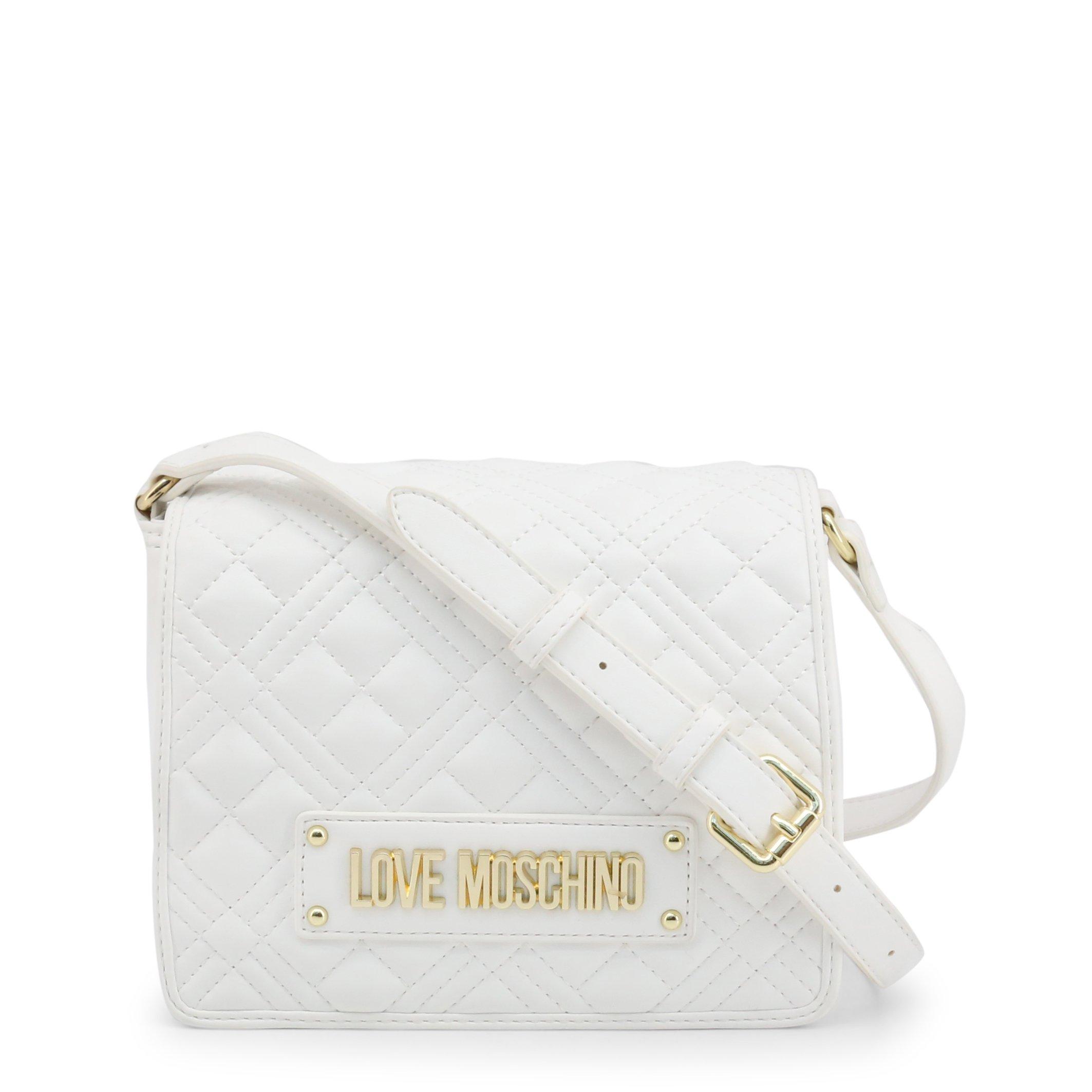 Love Moschino Women's Crossbody Bag Various Colours JC4002PP1CLA0 - white NOSIZE