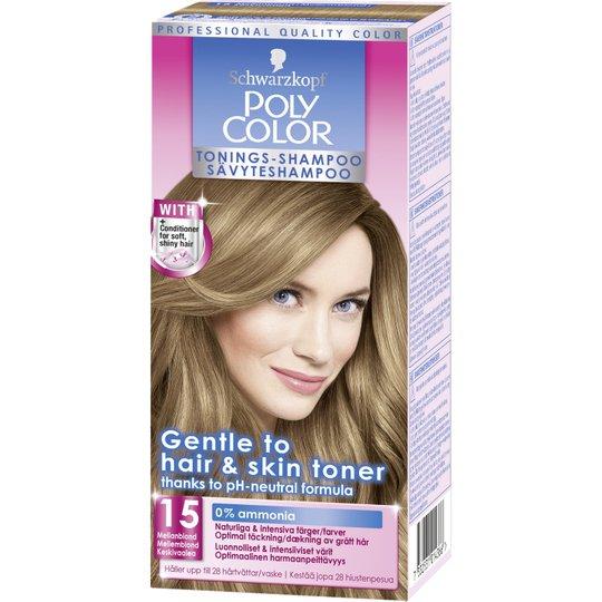 Tonings-Shampoo Mellanblond - 56% rabatt