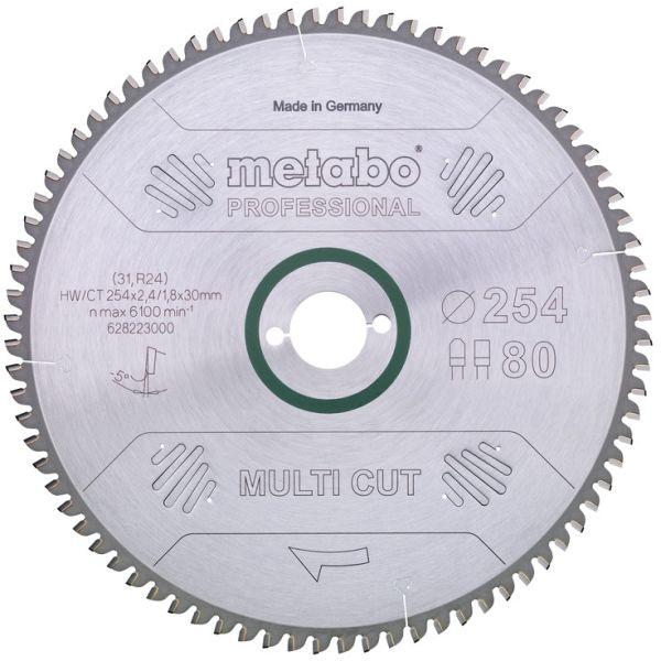 Metabo 628063000 Sagklinge 216 x 30 mm, 64T