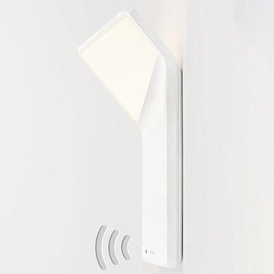 Nimbus Winglet CL LED-seinävalaisin mattavalkoinen