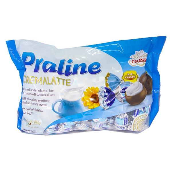 Crispo Praline Milk Cream 1 kg