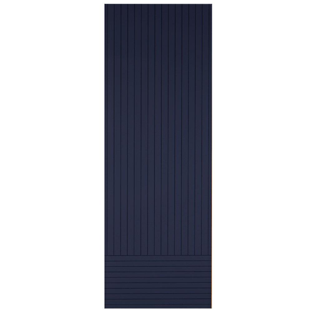 Line Stålblå - 870 mm Mix