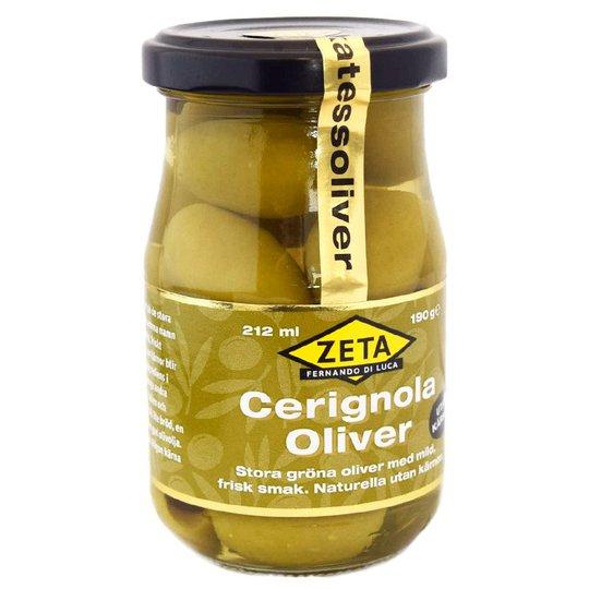 """Oliver """"Cerignola"""" 190g - 50% rabatt"""