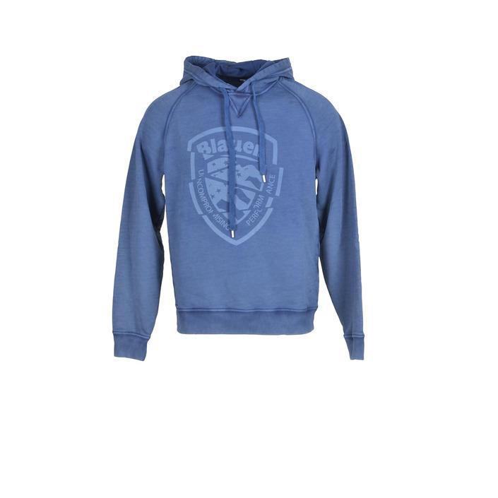 Blauer - Blauer Men Sweatshirts - blue M