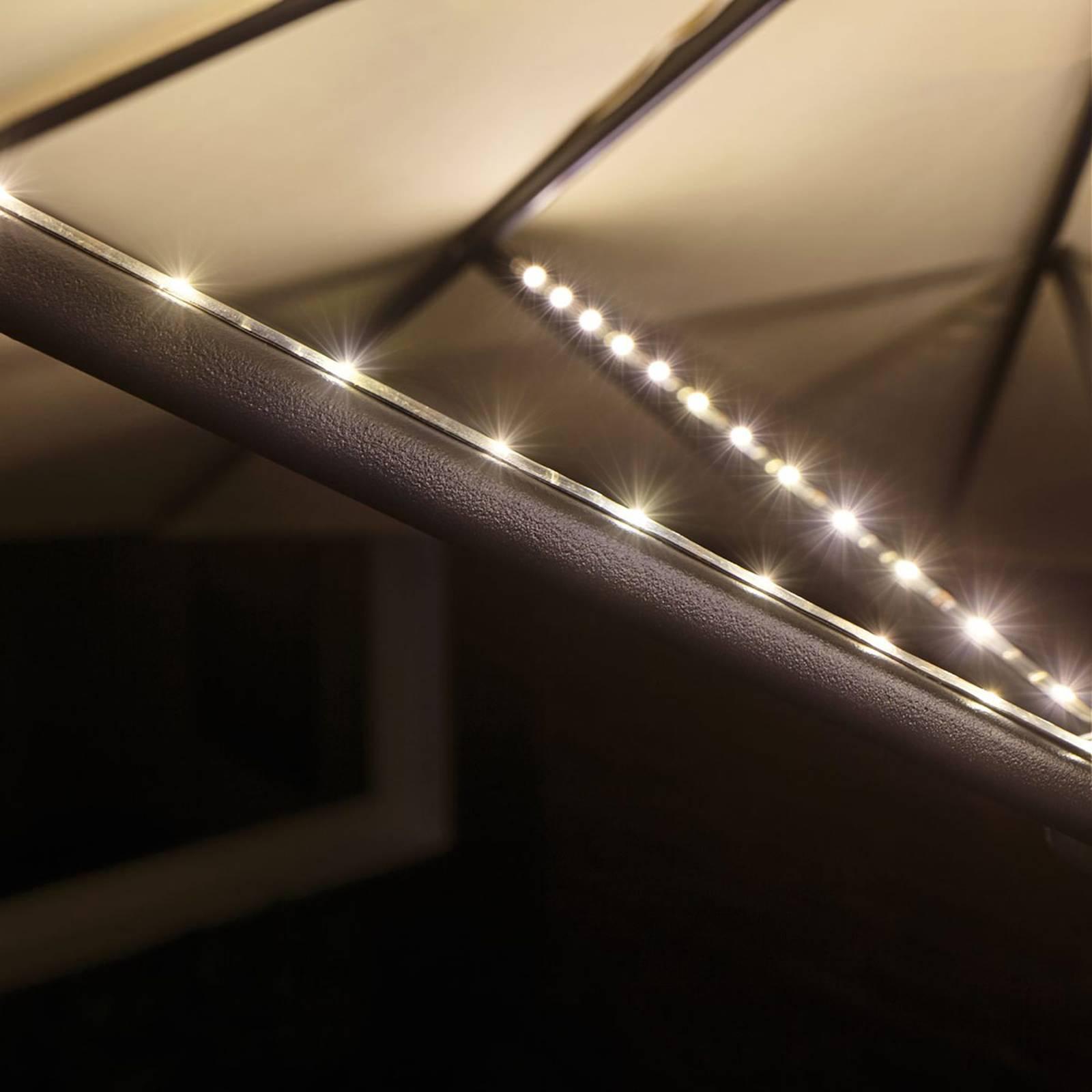 Paulmann Mobile Strip Parasol-Light 6 x 27cm