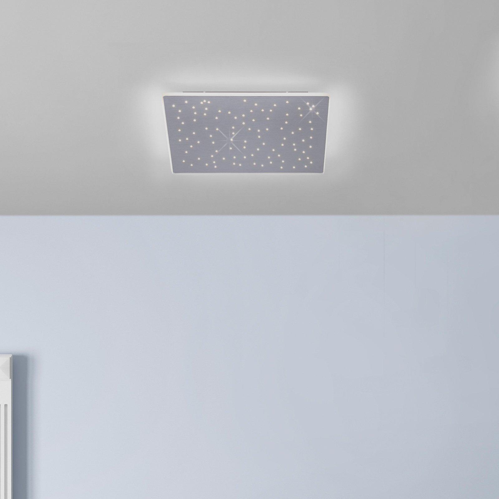 Paul Neuhaus Q-NIGHTSKY, LED-taklampe 60x60cm