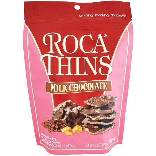 "Mjölkchoklad ""Thins"" 150g - 78% rabatt"
