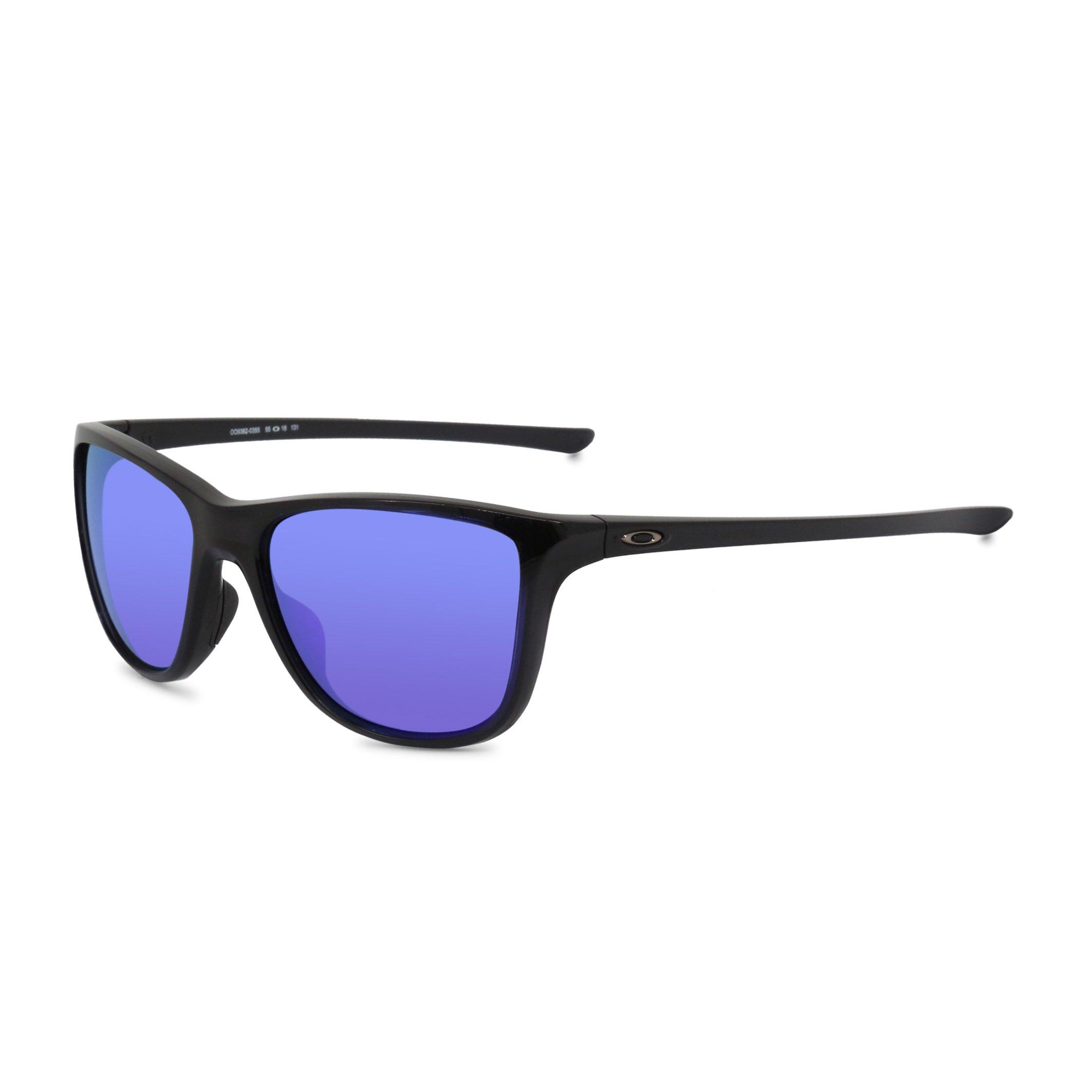 Oakley Men's Sunglasses Black 0OO9362 - black-1 NOSIZE