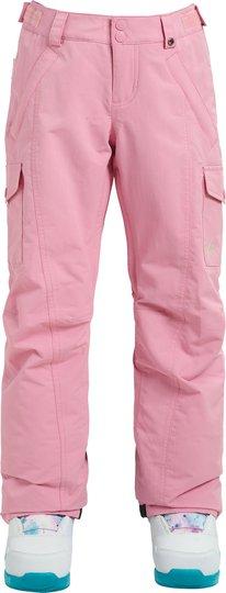 Burton Girls Elite Cargo Skibukse, Sea Pink M
