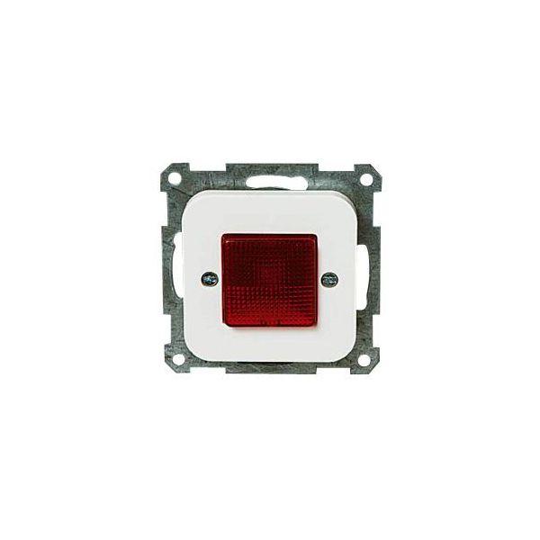 Schneider Electric 183064700 Parallelltrykknapp innsats, med neonlampe