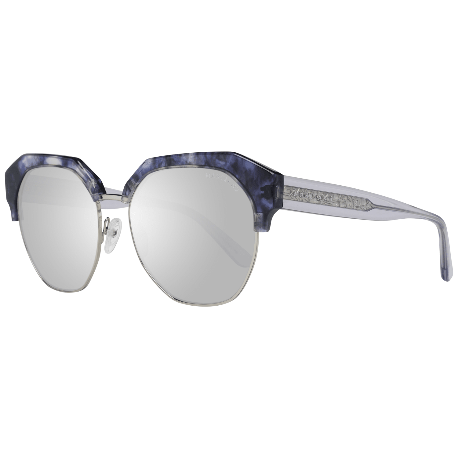Guess By Marciano Women's Sunglasses Blue GM0798 5555B