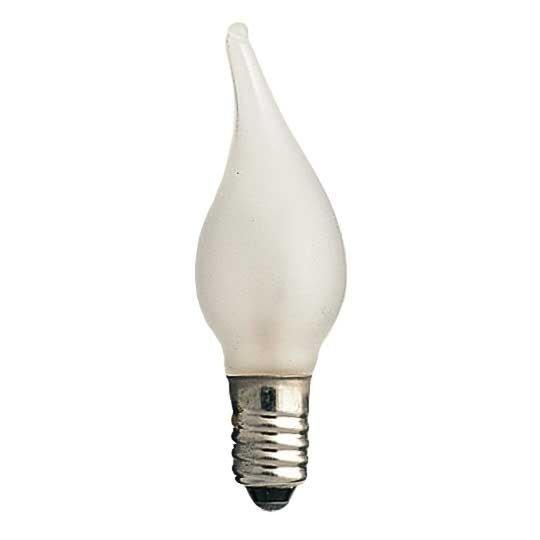 E10 3W 34V varalamput 3:n kynttilälampun pakkaus