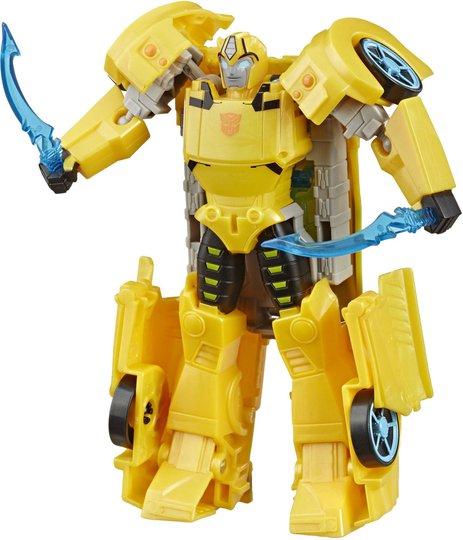 Transformers Cyberverse Ultra Figur Bumblebee