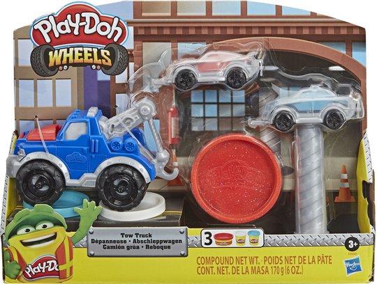 Play-Doh Lekeleire Bergingsbil