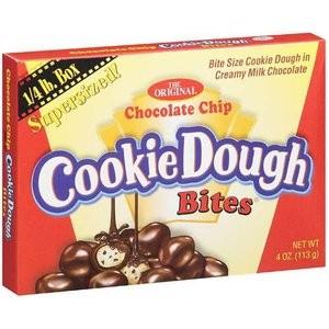 Cookie Dough Bites Chocolate Chip 88gram