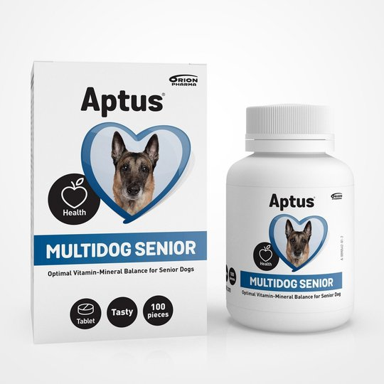 Aptus Multidog Senior Tabletter