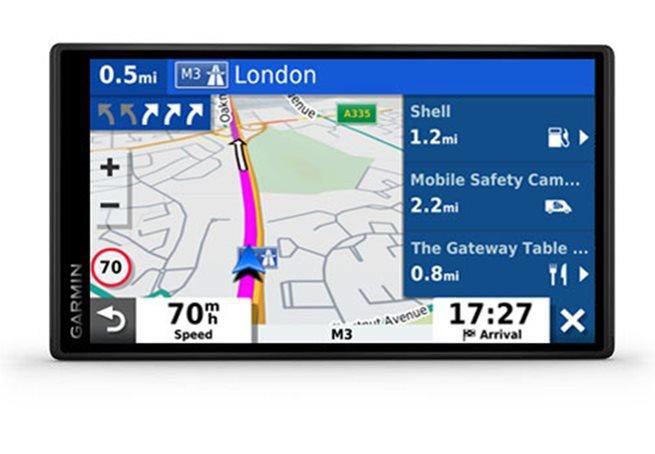 Garmin Garmin DriveSmart 65 & Trafikinformation i realtid
