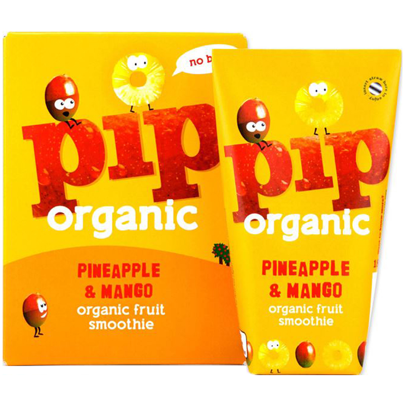 Juice Mango & Ananas 4 x 180ml - 39% rabatt
