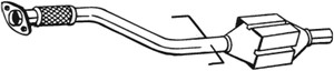 Katalysaattori, Keskellä, MERCEDES-BENZ, 9014901219