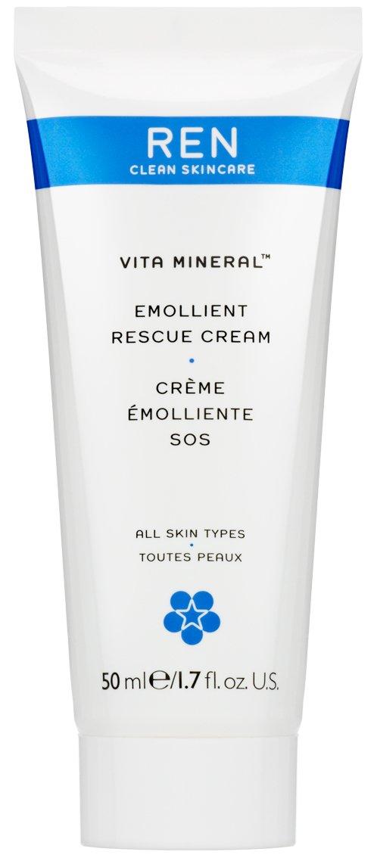 REN - Vita Mineral Emollient Rescue Cream 50 ml