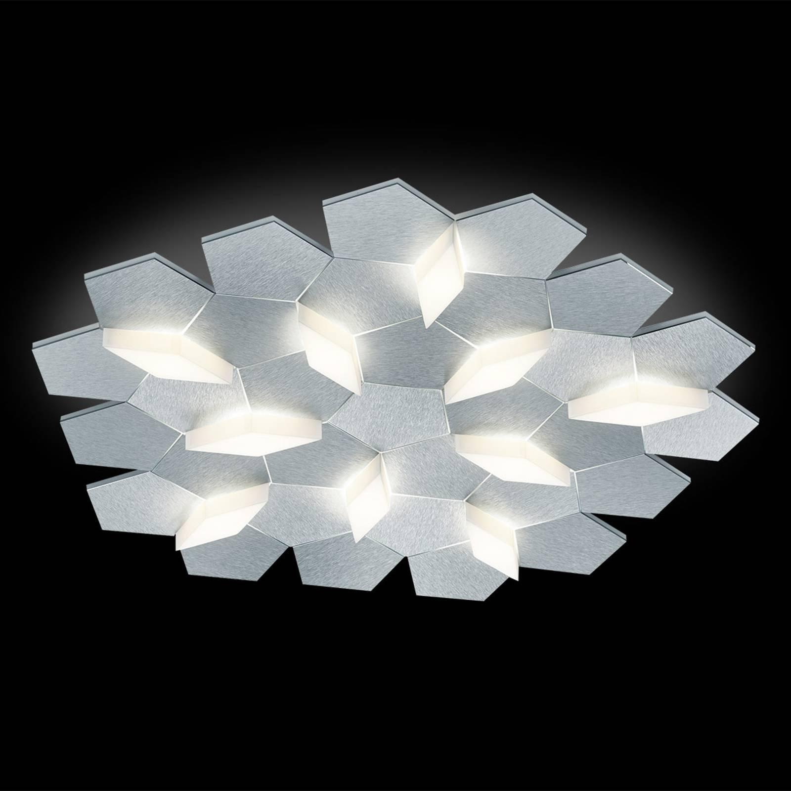 GROSSMANN Karat LED-taklampe 10 lys.