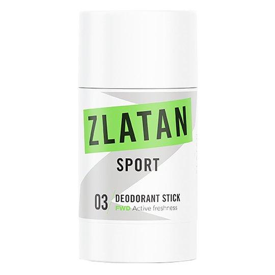 Zlatan Sport FWD, 75 ml Zlatan Ibrahimovic Parfums Roll-on-deodorantit