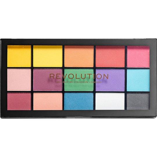 Re-Loaded, Makeup Revolution Luomiväripaletit