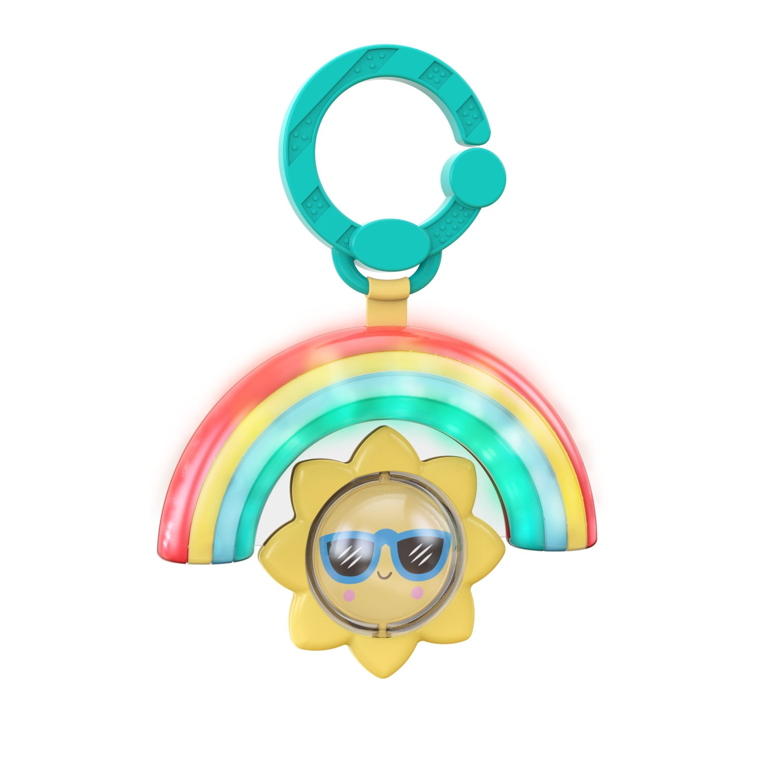 Bright Starts - Sun Shaker Shake & Glow Activity Toy (12592)