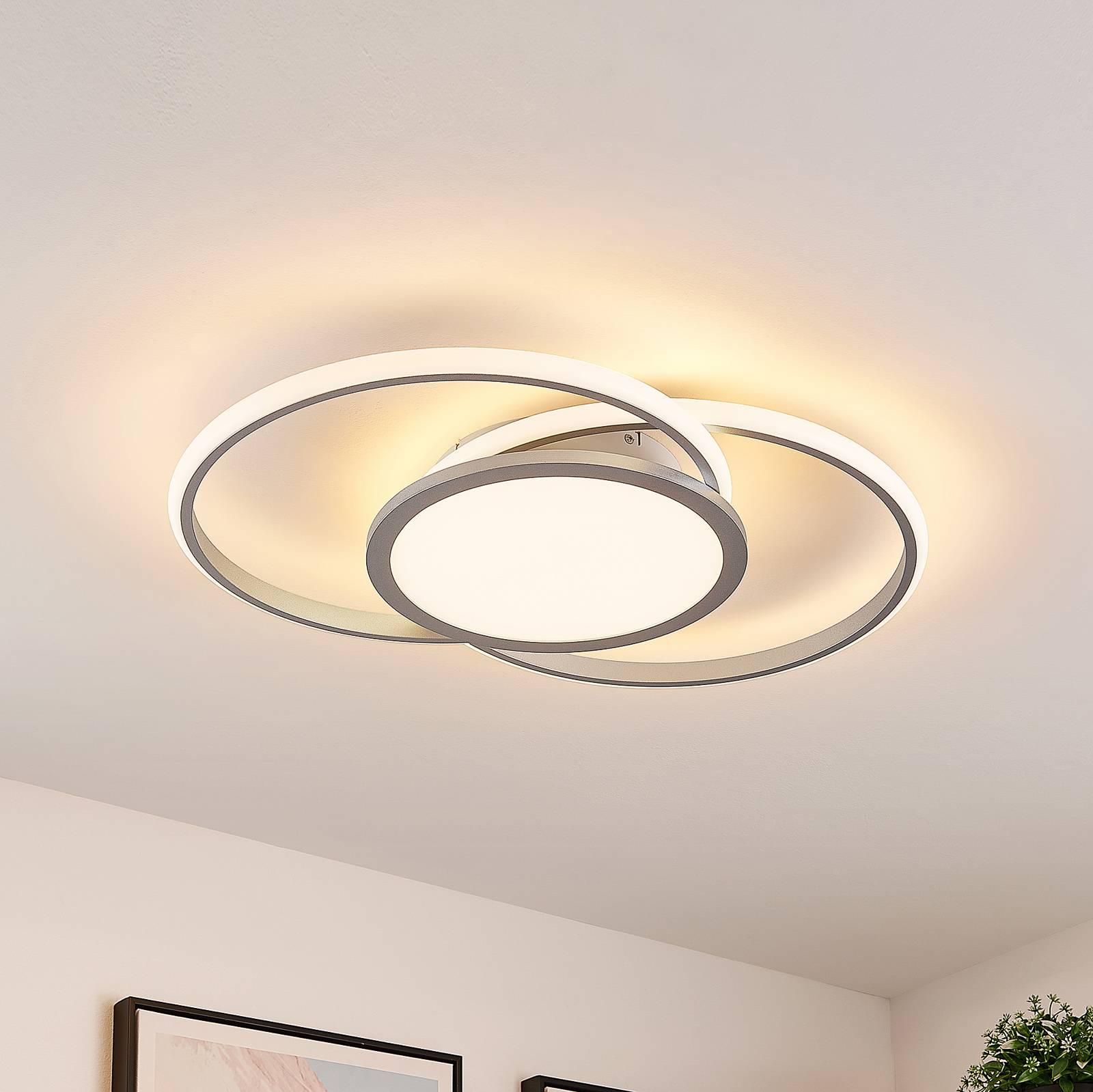 Lucande Senne -LED-kattovalaisin