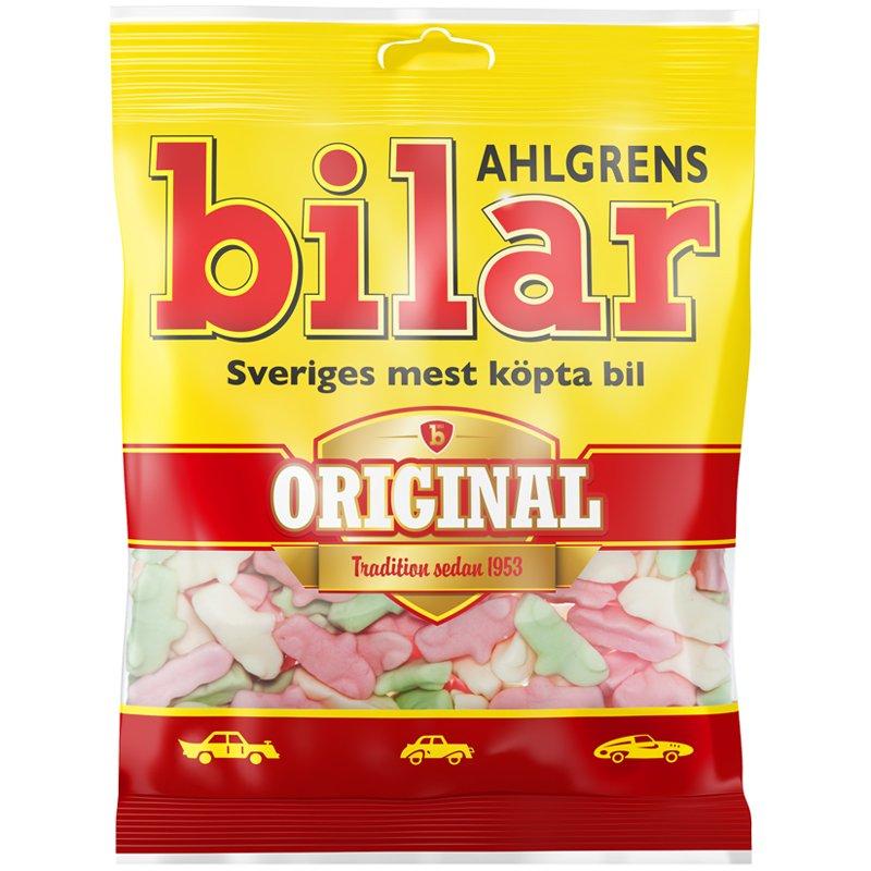 Makeispussi Ahlgrens Bilar - 45% alennus